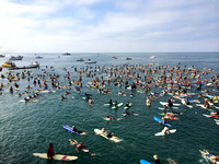 Ben Carlson Paddle Out Memorial
